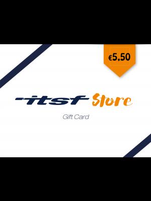 Chèque cadeau 5,50€