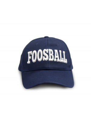 Casquette bleue FOOSBALL