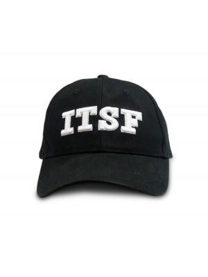 Casquette ITSF noire