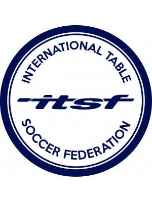 Autocollant ITSF transparent