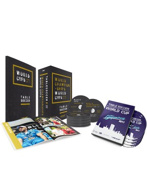 Package ITSF DVD Set & DVD World Cup 2017