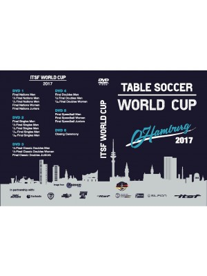 DVD World Cup 2017