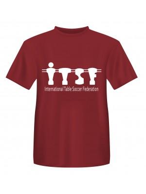 ITSF Burgundy T-Shirt