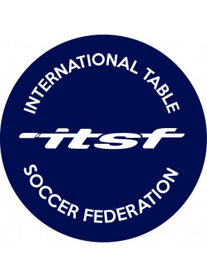 Aufkleber ITSF blau