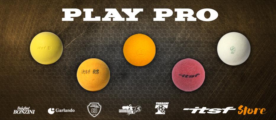 Play pro - trouver des balles de babyfoot